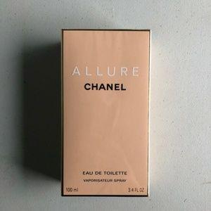 Chanel allure 3.4oz